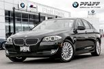 2011 BMW 5 Series i xDrive in Mississauga, Ontario