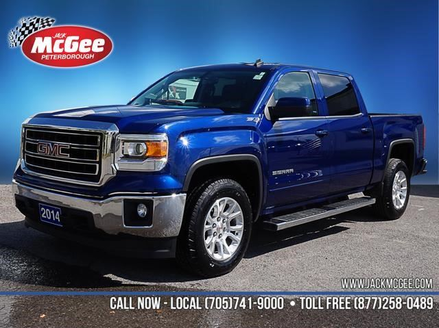 2014 gmc sierra 1500 sle peterborough ontario used car for sale 2564502. Black Bedroom Furniture Sets. Home Design Ideas
