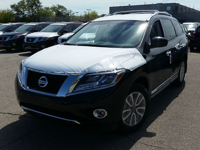 2016 nissan pathfinder sl toronto ontario new car for sale 2564857. Black Bedroom Furniture Sets. Home Design Ideas