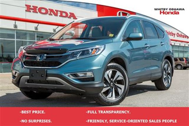 2016 honda cr v touring whitby ontario used car for sale 2565545. Black Bedroom Furniture Sets. Home Design Ideas