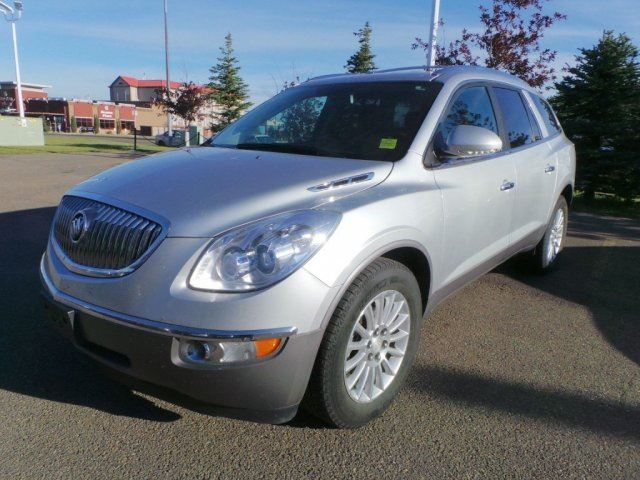 2011 BUICK ENCLAVE AWD CXL Accident Free, Leather, Back-up Cam, A/C, - Edmonton in Sherwood Park, Alberta