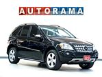 2010 Mercedes-Benz M-Class ML350 4MATIC BACK UP CAM NAVIGATION LEATHER SUN in North York, Ontario