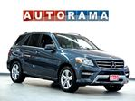 2013 Mercedes-Benz M-Class ML 350 BlueTEC 4MATIC NAVIGATION BACK UP CAM LE in North York, Ontario
