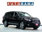 2014 Infiniti QX60 NAVIGATION DVD BACK UP CAM LEATHER SUNROOF 7 PA in North York, Ontario