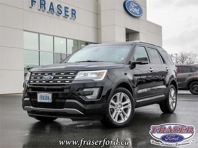 2017 ford explorer limited cobourg ontario used car for sale 2565342. Black Bedroom Furniture Sets. Home Design Ideas