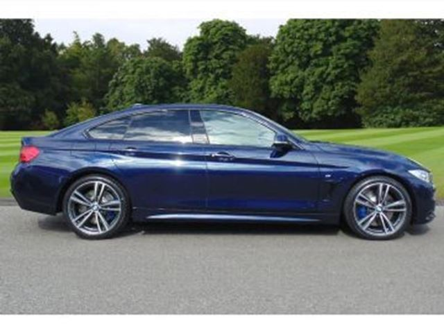 2016 bmw 4 series 4dr sdn 435i xdrive awd gran coupe. Black Bedroom Furniture Sets. Home Design Ideas