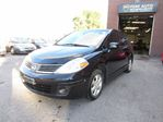 2009 Nissan Versa 1.8 S Hatchback 6 SPD / AC / POWER GROUP in Ottawa, Ontario