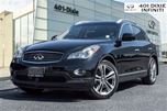 2013 Infiniti EX35 Navigation! Bose Audio! 360 Around View Camera! in Mississauga, Ontario