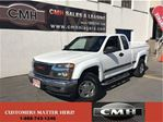 2007 GMC Canyon SLE OFF ROAD 5CYL CREW CHROMES LOADED *CERTIFIED* in St Catharines, Ontario