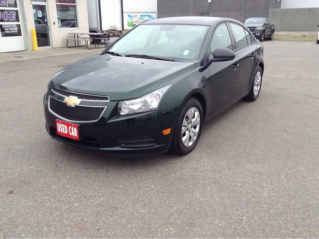 2014 Chevrolet Cruze 1LS in Prince George, British Columbia