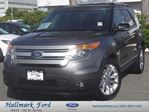 2014 Ford Explorer XLT 4X4 w Nav, Leather, Roof, Blind Spot in Surrey, British Columbia