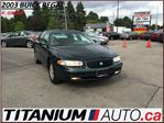 2003 Buick Regal Cruise Control+Keyless Entry+Power Group+Fog Light in London, Ontario