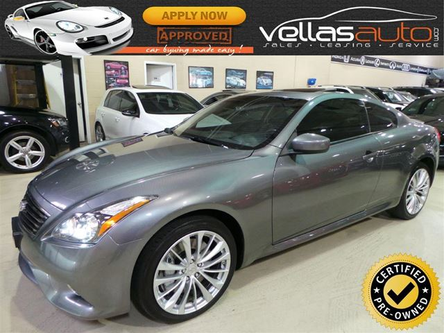 Infiniti G Coupe Used Cars For Sale