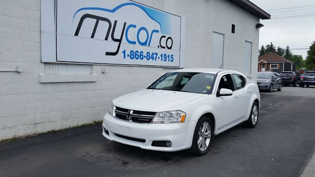2014 dodge avenger sxt kingston ontario used car for sale 2567003. Cars Review. Best American Auto & Cars Review