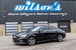 2016 Mercedes-Benz CLA250 4MATIC w/ PREMIUM PKG! NAVIGATION! LEATHER! SUNROOF! REVERSE CAMERA! HEATED SEATS! in Guelph, Ontario