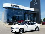 2010 Nissan Maxima 3.5 S, PANO Roof, Leather, LOADED! in Milton, Ontario