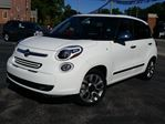 2015 Fiat 500L Lounge,500 L,LEATHER,NAVIGATION,PANORAMIC SUNROOF,REVERSE BACKUP SYSTEM,HEATED SEATS in Dunnville, Ontario