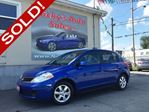 2012 Nissan Versa 1.8 SL XTRONIC CVT, AUTOMATIC, CRUISE, ALLOY WHEELS, LOADED! ***SOLD*** in Ottawa, Ontario
