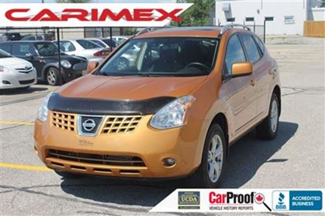 2008 nissan rogue sl awd sunroof only 101k certified. Black Bedroom Furniture Sets. Home Design Ideas