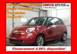 2014 Fiat 500L Sport *Toit pano, Mags, Fogs in Saint-Jerome, Quebec
