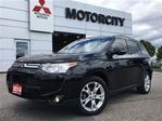 2014 Mitsubishi Outlander GT - Leather - Premium Audio - Glass Moonroof - in Whitby, Ontario
