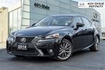 2014 Lexus IS 250 AWD! Premium Package! Heated & Ventilated Seats! in Mississauga, Ontario