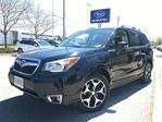 2014 Subaru Forester XT LIMITED Leather Voice Activated Bluetooth in Mississauga, Ontario