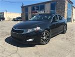 2012 Kia Optima EX (A6) LEATHER SUNROOF BACK UP CAMERA NICE MAGS in St Catharines, Ontario