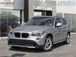 2012 BMW X1 ** 30,078 km ** Panoramic Roof ** in Toronto, Ontario