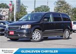 2016 Chrysler Town and Country Touring, Dual DVD, Bluetooth, Power doors in Oakville, Ontario