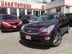 2012 Infiniti EX35 AWD - LEATHER / MEMORY SEATING / SUNROOF / CAMERA in Toronto, Ontario