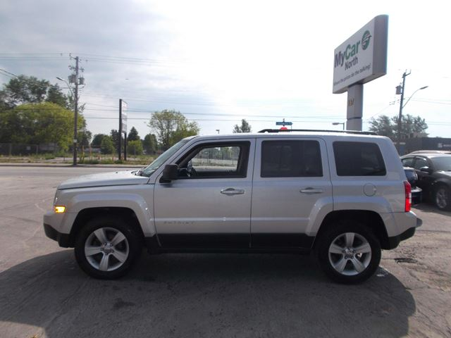 2012 jeep patriot sport north kingston ontario used car. Black Bedroom Furniture Sets. Home Design Ideas