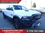 2016 Dodge RAM 1500 Rebel w/ Safety Rear Camera & Touchscreen Media in Surrey, British Columbia