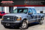 2006 Ford F-250 XL V8 Turbo Diesel Long Box Tow Hitch A/C Clean CarProof!Pwr Windows! in Thornhill, Ontario