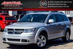 2014 Dodge Journey SE Keyless_Go Bluetooth ACCIDENT FREE Dual Climate 17Alloys in Thornhill, Ontario