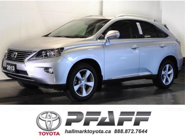 2013 lexus rx 350 6a brand new tires brakes silver hallmark toyota. Black Bedroom Furniture Sets. Home Design Ideas