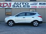 2013 Hyundai Tucson GLS FINANCING AVAILABLE ACCIDENT FREE in Hamilton, Ontario