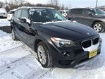 2013 BMW X1 35i, Automatic, Navigation, Leather, Sunroof, AWD in Burlington, Ontario
