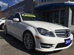 2013 Mercedes-Benz C-Class C300 4MATIC Leather/Bluetooth/Sunroof!!! in Toronto, Ontario
