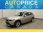 2012 BMW X1 SPRT PKG PANORAMIC ROOF HEATED SEATS in Mississauga, Ontario