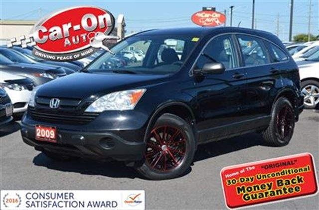 2009 honda cr v lx awd black car on auto sales. Black Bedroom Furniture Sets. Home Design Ideas