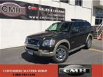 2008 Ford Explorer EDDIE BAUER V8 4X4 7-PASS LEATH ROOF *CERTIFIED* in St Catharines, Ontario