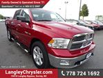 2010 Dodge RAM 1500 SLT/Sport/TRX in Surrey, British Columbia