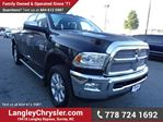 2014 Dodge RAM 3500 Longhorn w/NAVIGATION, LEATHER & REMOTE START in Surrey, British Columbia
