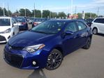 2016 Toyota Corolla S CVT+UPGRADE PACKAGE!   in Cobourg, Ontario
