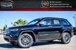 2017 Jeep Grand Cherokee New Car Limited 4x4 Pano Sunroof Blind Spot Luxury Group II R-Start 18Alloy Rims in Bolton, Ontario
