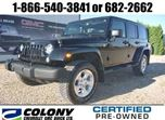 2014 Jeep Wrangler Unlimited Sahara in Humboldt, Saskatchewan