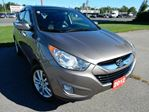 2012 Hyundai Tucson Limited 4dr All-wheel Drive - LEATHER,NO ACCIDENTS,ALLOYS! in Belleville, Ontario
