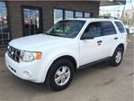 2011 Ford Escape XLT 4X4 ONLY 59K! in Edmonton, Alberta