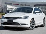 2016 Chrysler 200 C, NAVI, PANO ROOF, LEATHER in Mississauga, Ontario